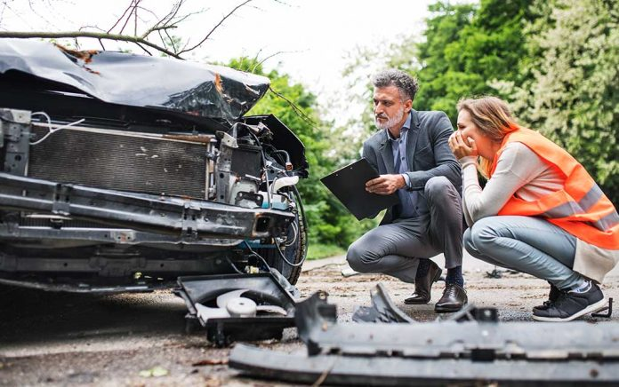 Which Insurance Covers a Car Damaged on Your Property?
