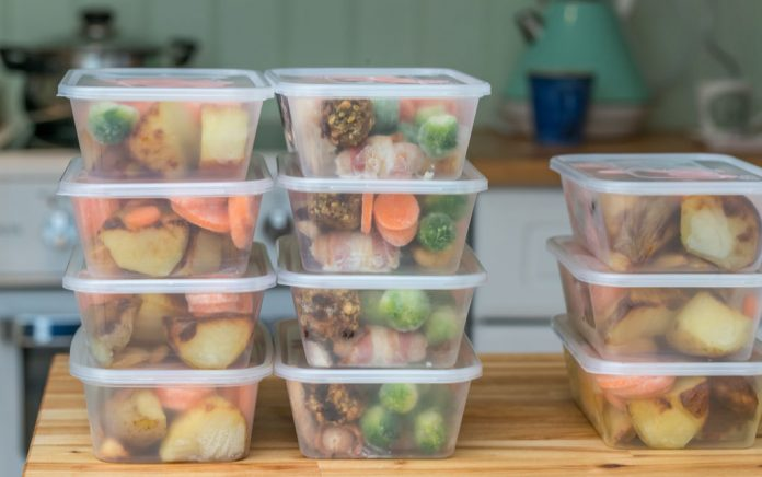 126 Meals for Less Than $40