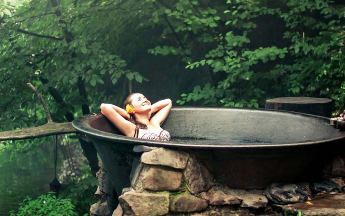 When Is The Last Time You Took a Bath… A Forest Bath?